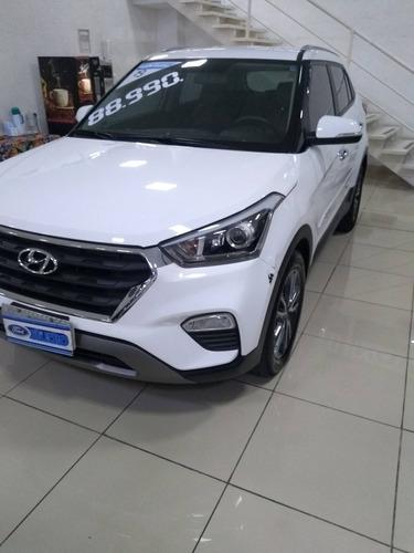 Hyundai Creta Prestige 2019 Branco Automatico