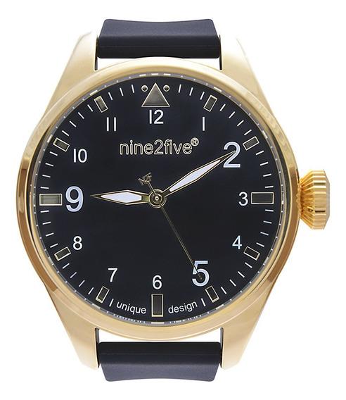 Reloj Original Caballero Marca Nine2five Modelo Avto09ngng