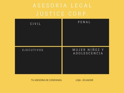 Asesoria Legal Justice Corp.