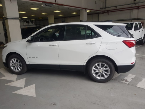 Chevrolet Equinox Fwd At 2021 Permuta Forestcar Balbin #5