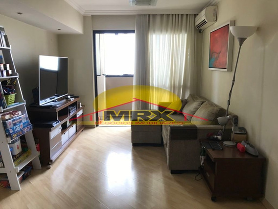 Apartamento - 3 Dormitórios - Vila Gumercindo - Mr9874