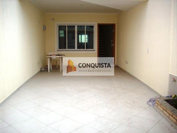 Ref.: 90100 - Casa Em Sao Paulo, No Bairro Vila Guarani - 3 Dormitórios