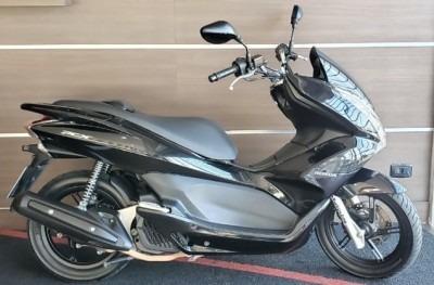 Motocicleta Honda Pcx 150 2015 Preta