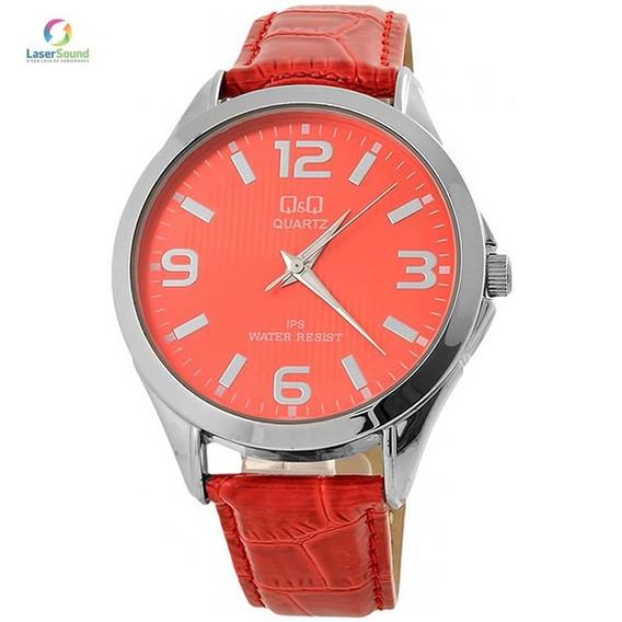 Relógio Q&q By Japan Feminino C192j305y C/ Garantia E Nf