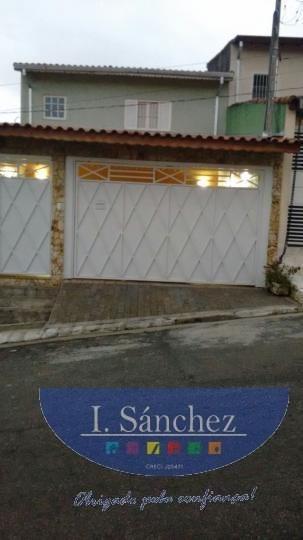 Casa / Sobrado Para Venda Em Poá, Fonte Áurea, 3 Dormitórios, 1 Suíte, 3 Banheiros, 3 Vagas - 629_1-647417