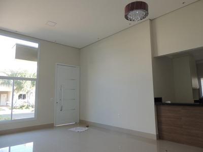 Casa Com 3 Dormitórios À Venda, 174 M² Por R$ 800.000 - Condomínio Terras Do Fontanário - Paulínia/sp - Ca1687