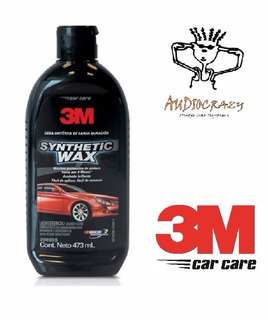Cera Synthetic Wash 3m Original U.s.a Pintura Brillante