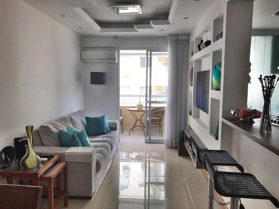 Apartamento Em Piratininga, Niterói/rj De 60m² 2 Quartos À Venda Por R$ 350.000,00 - Ap243671