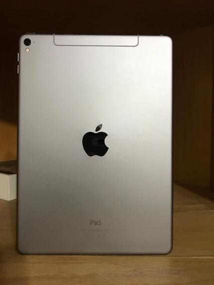 iPad Pro 9,7 128gb Wifi 4g Usado Cinza Espacial Mlt12ll/a