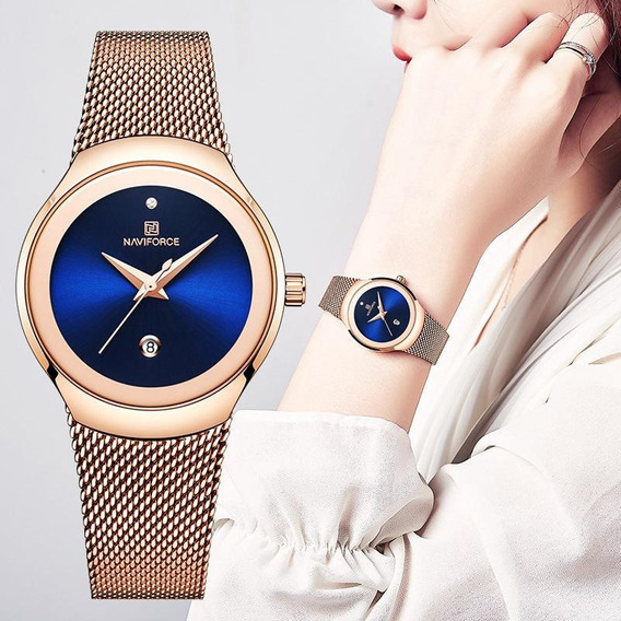 Relógio Naviforce Feminino Mod.: 5004