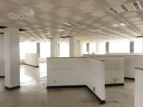 Renta - Oficina - Av. Insurgentes Sur - 876 M2