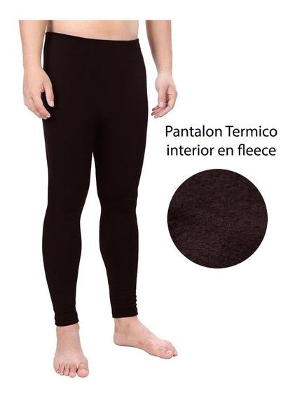 Ropa Invierno Hombre Pantalon Térmicos Interior Fleece