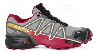 Zapatillas Mujer Salomon Speedcross 4 Running Originales