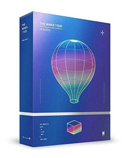 Dvd : Bts - 2017 Bts Live Trilogy Episode Iii The Wi...