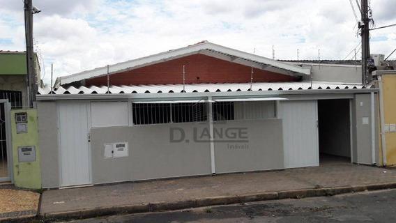 Casa Comercial Com 200m², 4 Salas, Excelente Localização - Ca12979
