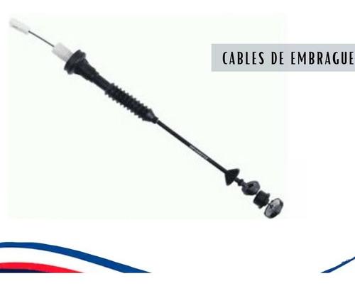 Cable De Embrague Vincha Peugeot 206