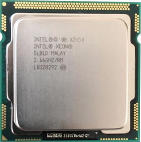 Processador Intel Xeon X3450 2.66ghz 4cores 8 Thread S/coole