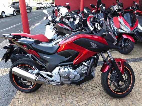 Honda Nc 700x Abs