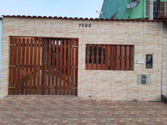 Casa No Balneário Itaóca, Ótima Localização!! Ca0095