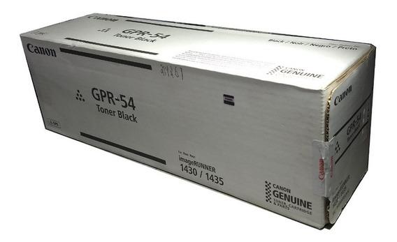 Toner Canon Gpr 54 Black - Original Ir 1430/1435