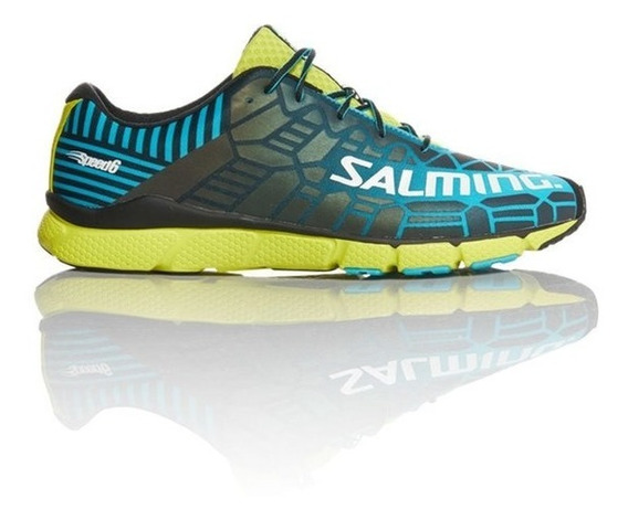 Zapatillas Running Salming Speed 6 Azul