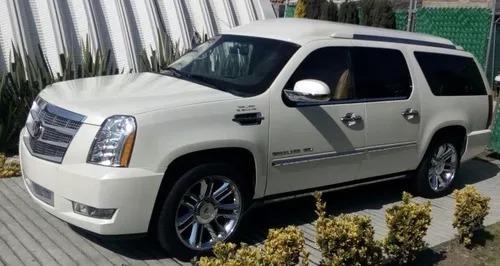Cadillac Escalade 2014 Grand Magnate Limoblindada Nivel Iii