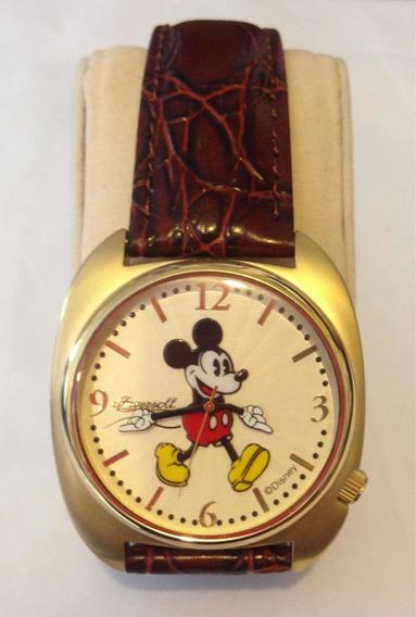 Reloj Mickey Ingersoll Seminuevo Nunca Se Usó