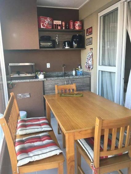 Apartamento Com 2 Dormitórios À Venda, 75 M² Por R$ 524.000 - Jardim Das Indústrias - São José Dos Campos/sp - Ap3804