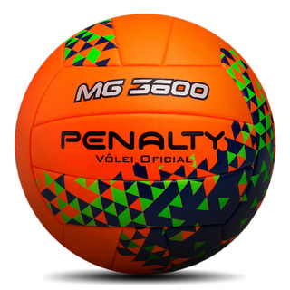 Bola De Vôlei Penalty Mg 3600 Ultra Fusion Laranja