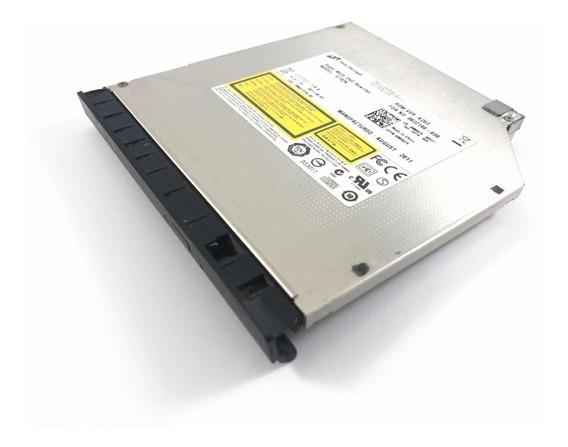 Frente Tampa Acabamento Gravador De Dvd Notebook Dell N4050