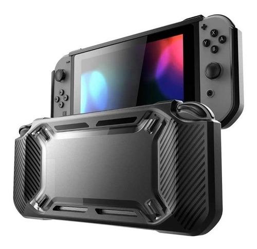 Imagen 1 de 5 de Protector Funda Hardcover Para Nintendo Switch Lonk Case