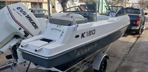 Lancha Open Klase A K180 Veni A Verla A Nautica Milione 3