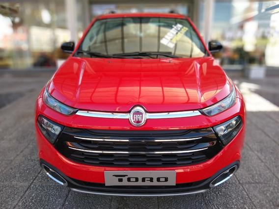 Fiat Toro Volcano 4x4 Automatica 2020 C Entrega Ya Dde Ag