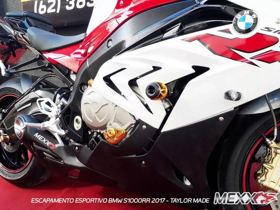 Ponteira Esportiva Bmw S1000rr Bico Mexx 15/16 Cod.135