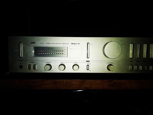 Amplificador Jvc Ax3 Original Completo Exelente Estado