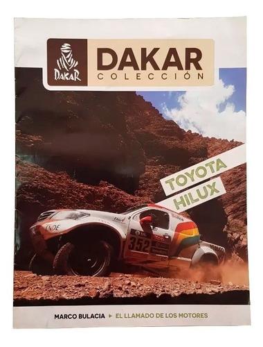 Imagen 1 de 6 de Libro Coleccion Dakar Toyota Hilux