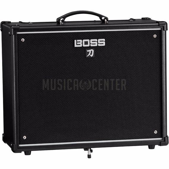 Amplificador Boss Para Guitarra Katana Ktn-50 50w Cubo