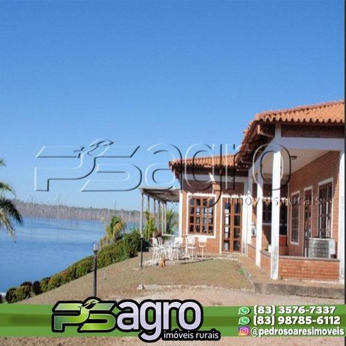 Imagem 1 de 16 de Fazenda À Venda, 1000000000 M² Por R$ 1.500.000.000 - São José - Formoso Do Araguaia/to - Fa0085