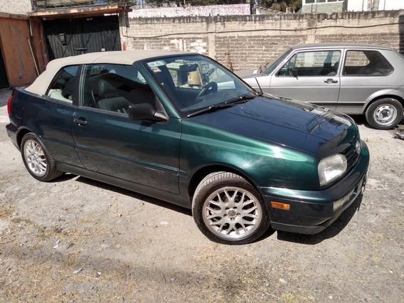 Volkswagen Golf 2.0 Cabrio Karmann Mt 1998