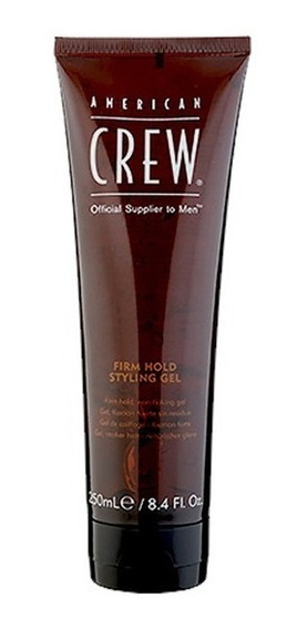 Gel American Crew Firm Hold Styling 250ml