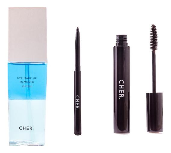 Kit De Maquillaje Uso Diario Cher Basics Ii