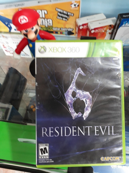 Xbox 360 - Resident Evil 6 - (fatality Games)