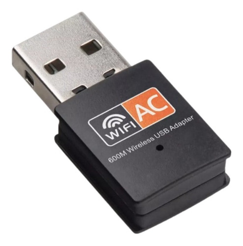 Adaptador Receptor Wireless Usb Wifi 5ghz Dual Band