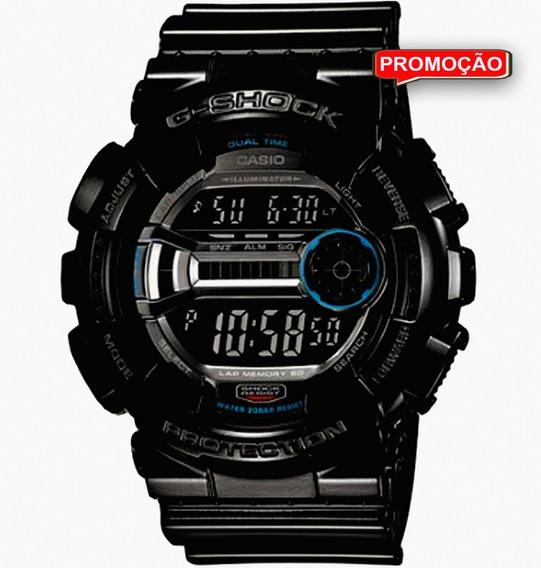Relógio Casio G-shock Gd-110-1dr - Imperdível! Em Sp
