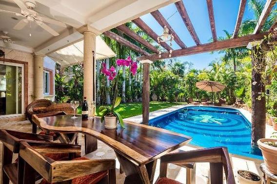 Casa En Venta Playa Del Carmen Villa Puerto Aventuras