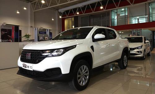 Fiat Strada 0km 2021 - Retirá Con 148mil O Tu Usado -l