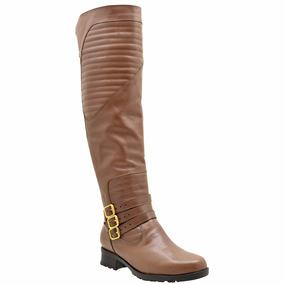 Bota Feminina Montaria Atron Shoes 9111--frete Grátis