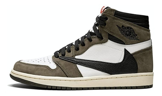 Tenis Nike Air Jordan 1 High Og Ts Sp Travis Scott
