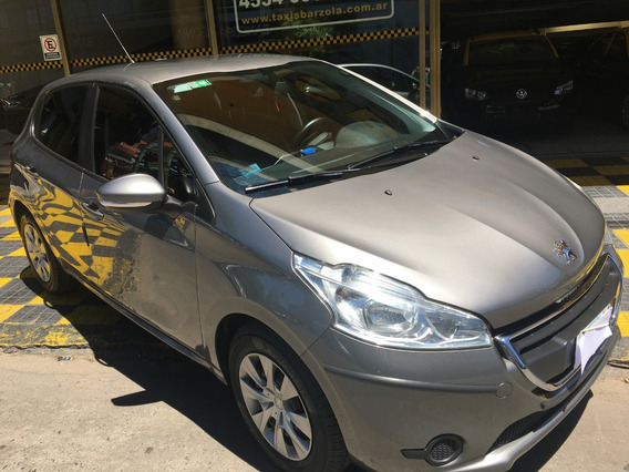 Peugeot 208 Active 1.5 2014 Impecable 65.000 Kms