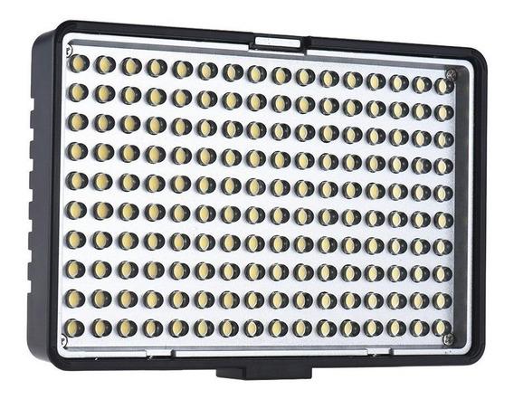 Luz contínua Travor TL-160 tipo painel cor branca-fria 100V/240V